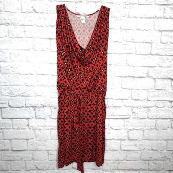 Diane Von Furstenberg Dresses & Skirts - Diane Von Furstenberg Diamond Pattern Dress